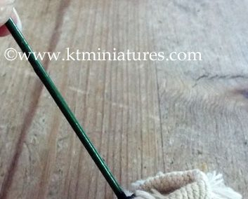 c1950s Barton Metal Polishing Mop @ £13.50
