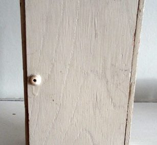 Vintage Kitchen Broom Cupboard @ £11.95
