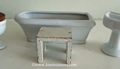 c1930s Four Piece Bathroom Suite @ £17.50RESERVED