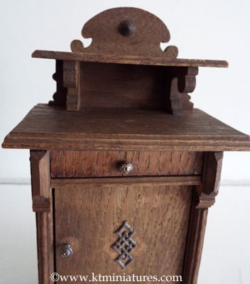 German-Antique-Oak-Cupboard4
