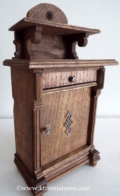German-Antique-Oak-Cupboard5