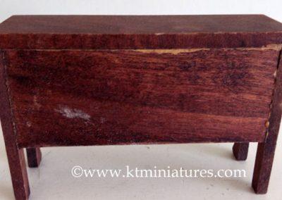 German-Miniature-Wooden-Sideboard5