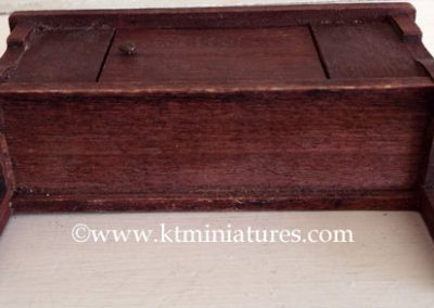 German-Miniature-Wooden-Sideboard6