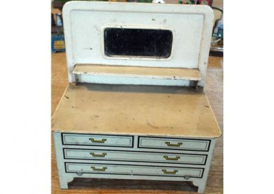 c1920s-30s German Tin Washstand @ £21.00