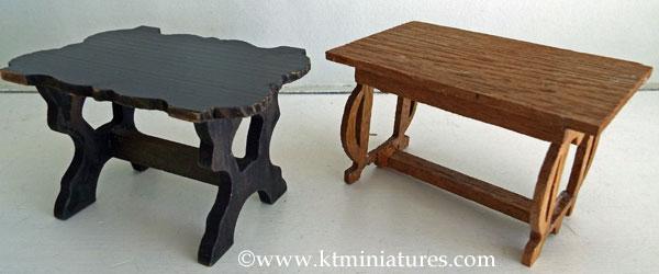Pair-of-art-nouveau-tables