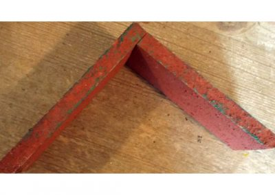 Vintage Textured Dolls House Wooden Porch Canopy @ £6.95