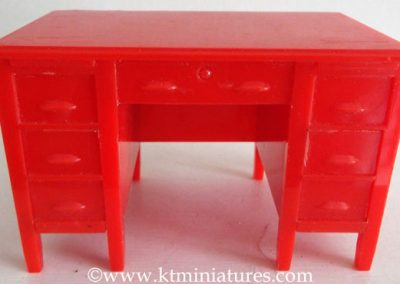 Rare-Kleeware-Red-Desk