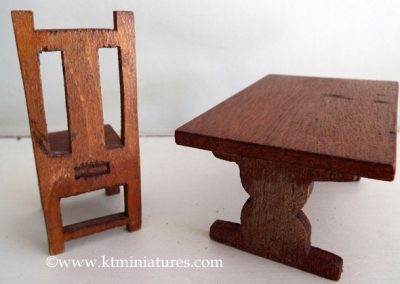 Vintage-Dining-Table-&-Chair4