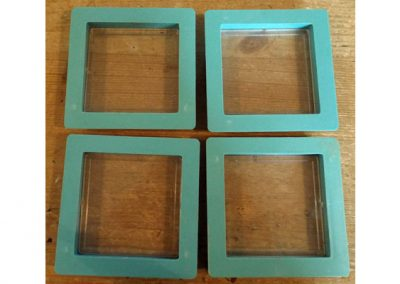 Vintage Dolls House Plastic Opening Window @ £3.00 Each