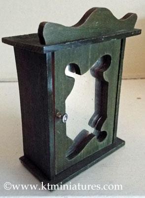 antique-German-green-cupboard2