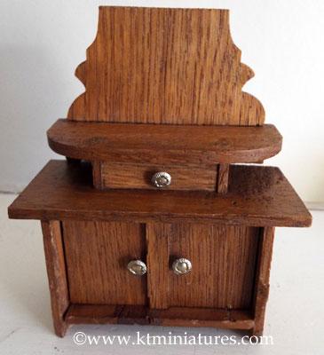 antique-German-sideboard