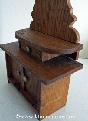 antique-German-sideboard3