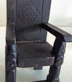 Vintage Barton Tudor Carver Chair @ £6.95SOLD