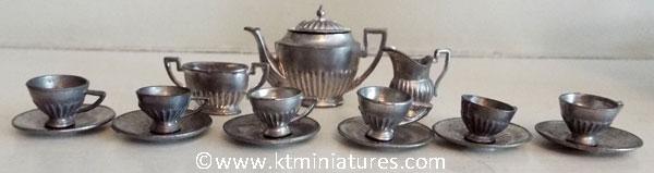 c1920s-German-Metal-Tea-Set