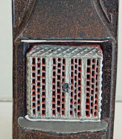 Vintage FGT Copper/Brown Gas Fire £28.00