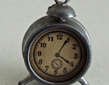 c1920s/30s German Alarm Clock @ £19.50