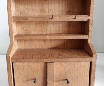Vintage Wooden Kitchen Dresser @ £21.00